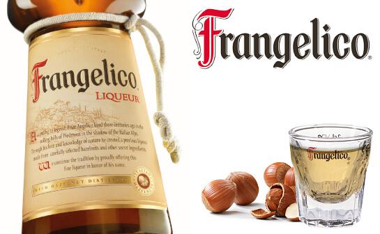 frangelico likör - markenseite sorten-übersicht