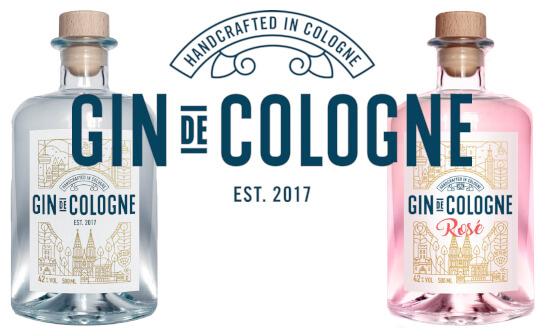 gin de cologne - markenseite sorten-übersicht