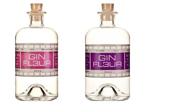 gin fl3ur - markenseite sorten-übersicht