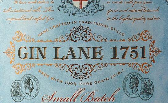 gin lane 1751 - markenseite sorten-übersicht