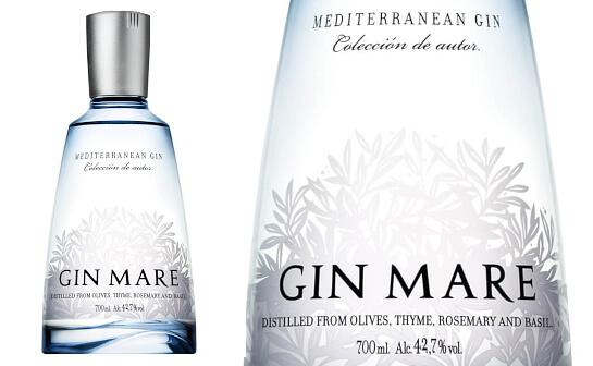 gin mare - markenseite sorten-übersicht