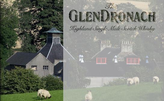 glendronach whisky - markenseite sorten-übersicht