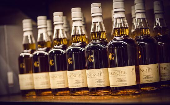 glenkinchie whisky - markenseite sorten-übersicht