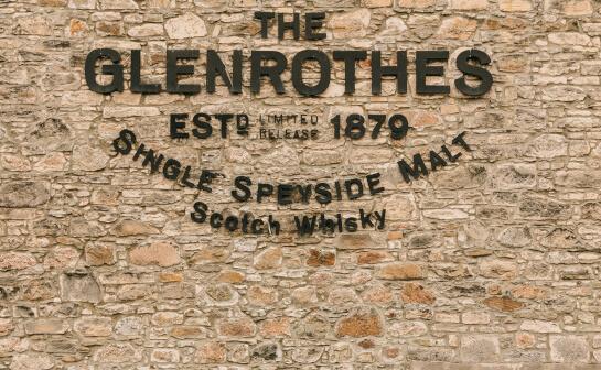 glenrothes whisky - markenseite sorten-übersicht