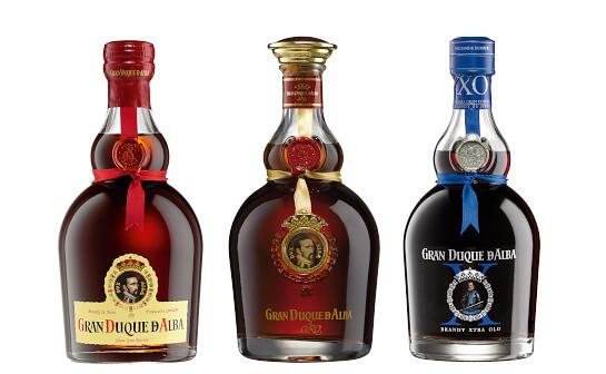 gran duque dalba brandy - markenseite sorten-übersicht