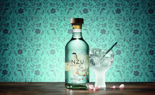jinzu gin - markenseite sorten-übersicht