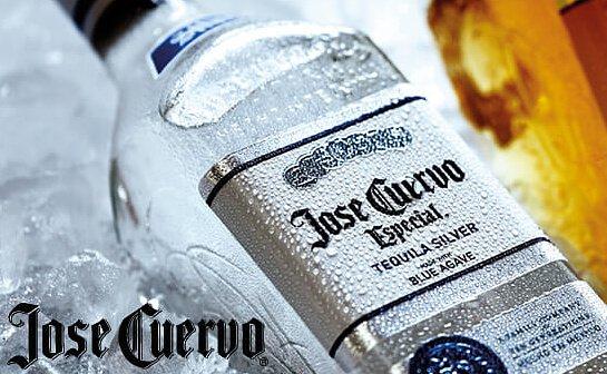 jose cuervo tequila - markenseite sorten-übersicht
