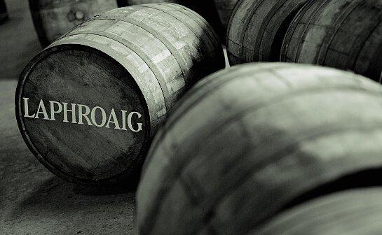laphroaig whisky - markenseite sorten-übersicht