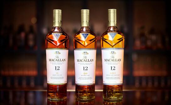 macallan whisky - markenseite sorten-übersicht
