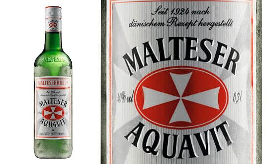 malteserkreuz schnaps - markenseite sorten-übersicht