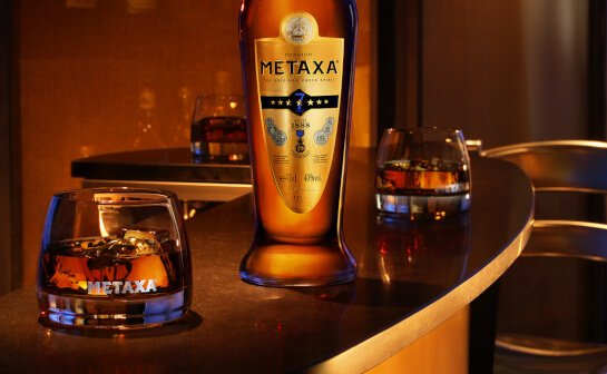 metaxa brandy - markenseite sorten-übersicht