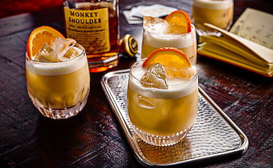 monkey shoulder whisky - markenseite sorten-übersicht