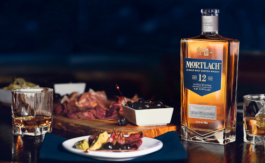 mortlach scotch whisky - markenseite sorten-übersicht