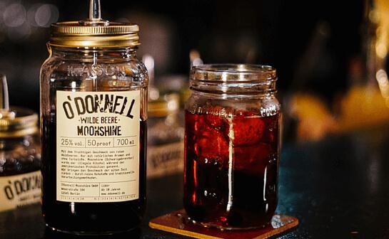 o donnell moonshine spirituosen- markenseite sorten-übersicht