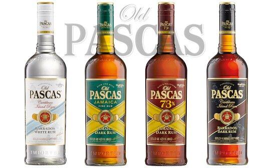 old pascas rum - markenseite sorten-übersicht