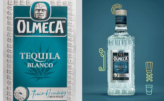 olmeca tequila - markenseite sorten-übersicht