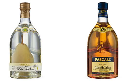 pascal spirituosen - markenseite sorten-übersicht