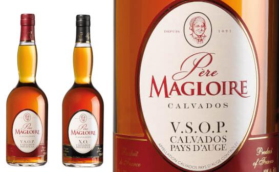pere magloire calvados - markenseite sorten-übersicht