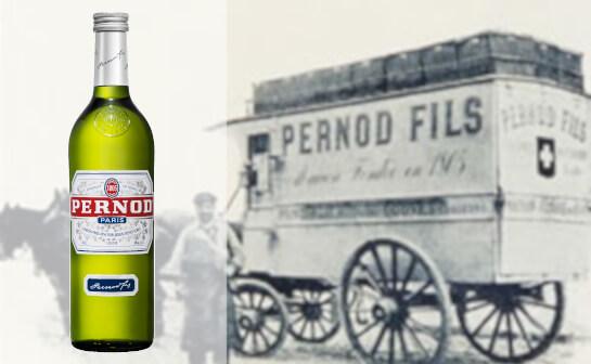 pernod - markenseite sorten-übersicht