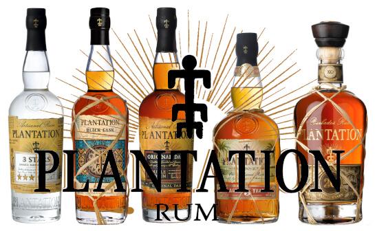 rum plantation - markenseite sorten-übersicht