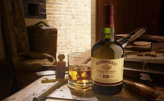 redbreast irish whiskey - markenseite sorten-übersicht
