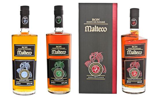 ron malteco rum - markenseite sorten-übersicht