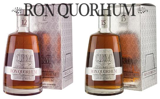 ron quorhum rum - markenseite sorten-übersicht