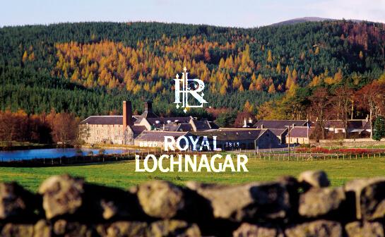 royal lochnagar whisky - markenseite sorten-übersicht