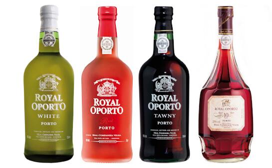 royal oporto - markenseite sorten-übersicht