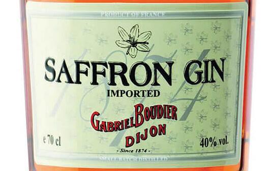 saffron gin - markenseite sorten-übersicht