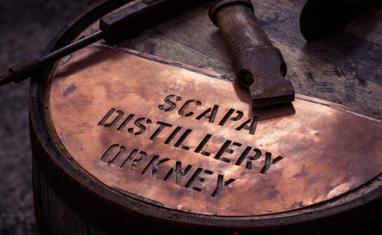 scapa whisky - markenseite sorten-übersicht