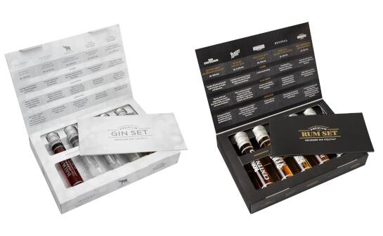 sierra madre tasting kit - markenseite sorten-übersicht
