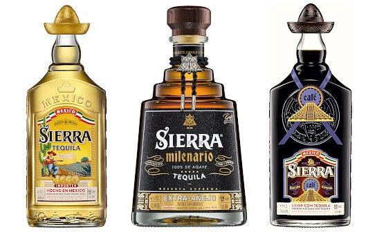 sierra tequila - markenseite sorten-übersicht