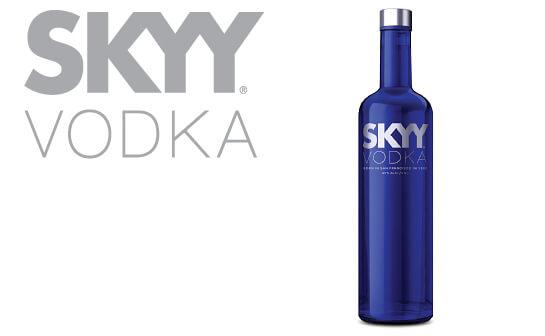 skyy vodka - markenseite sorten-übersicht