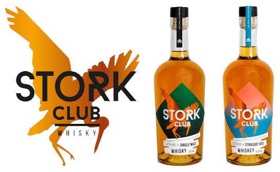stork club whisky - markenseite sorten-übersicht