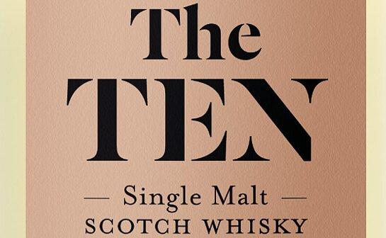 the ten whisky - markenseite sorten-übersicht