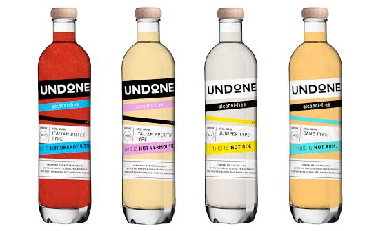 undone alcohol free - markenseite sorten-übersicht