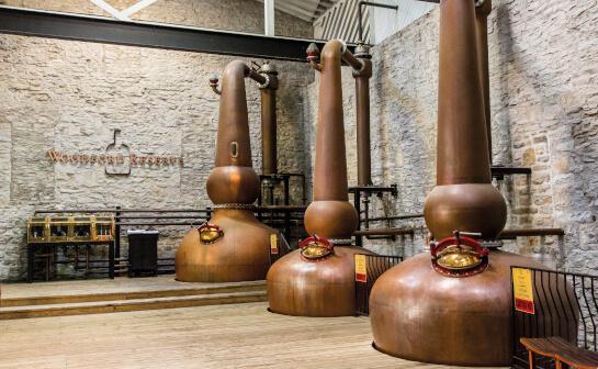 woodford reserve whiskey - markenseite sorten-übersicht