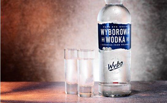 wyborowa wodka - markenseite sorten-übersicht