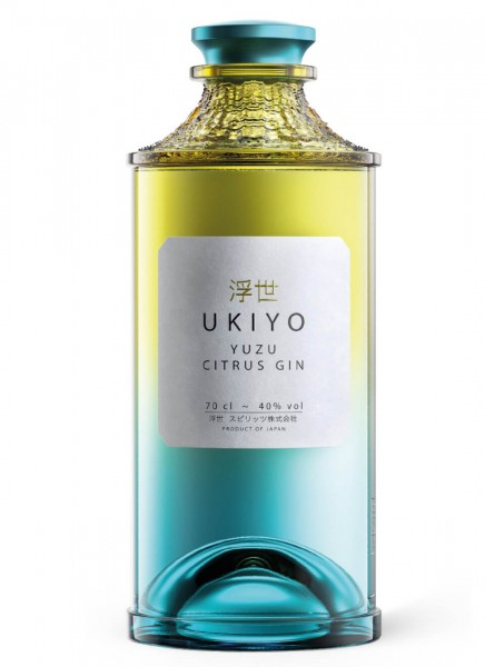 Ukiyo Yuzu Citrus Gin 0,7 L