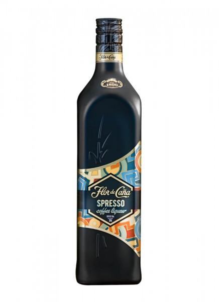 Flor de Cana Spresso Coffee Likör 0,7 L