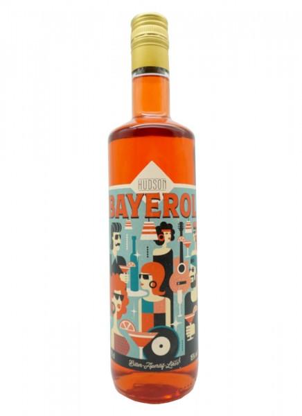 Hudson Bayerol Bitter Aperitiv 0,7 L