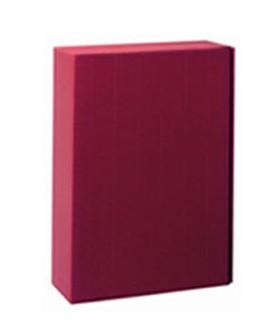 Geschenkpackung Rote Welle 3er
