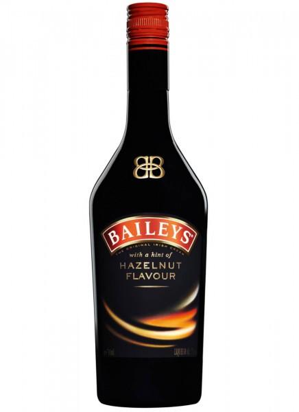 Baileys Hazelnut Haselnusslikör 0,7 L