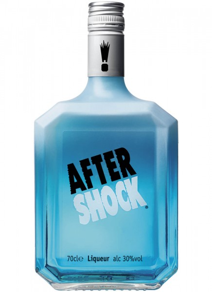 After Shock Cool Citrus Liqueur 0,7 L