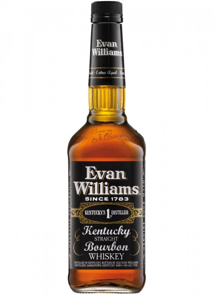 Evan Williams Bourbon Whiskey 1 L