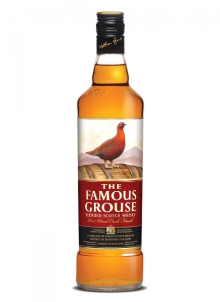 Famous Grouse Port Wood Cask Blended Scotch Whisky 0,7 L