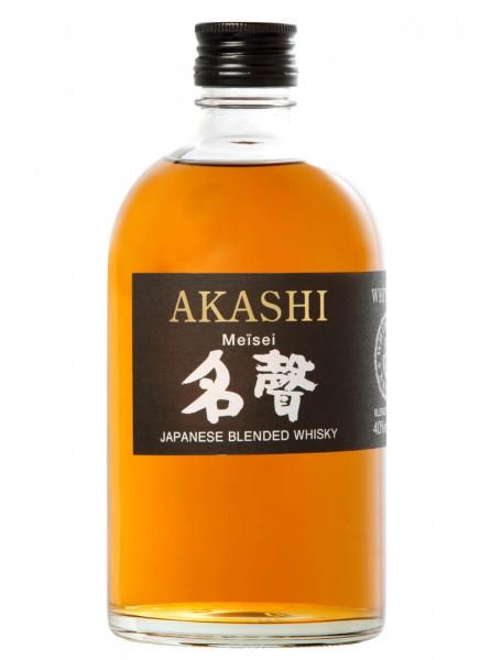 Akashi Meisei Japanese Blended Whisky 0,5 L