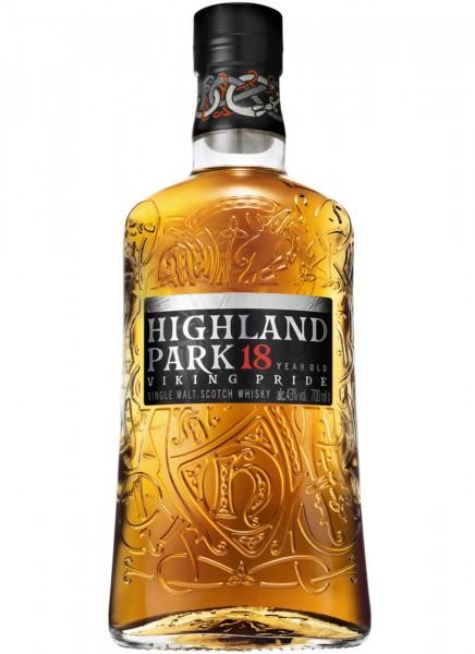 Highland Park 18 Years 0,7 L