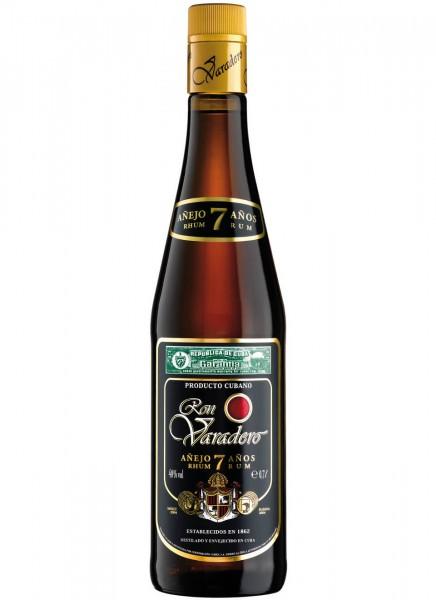 Ron Varadero 7 Anos Rum 0,7 L